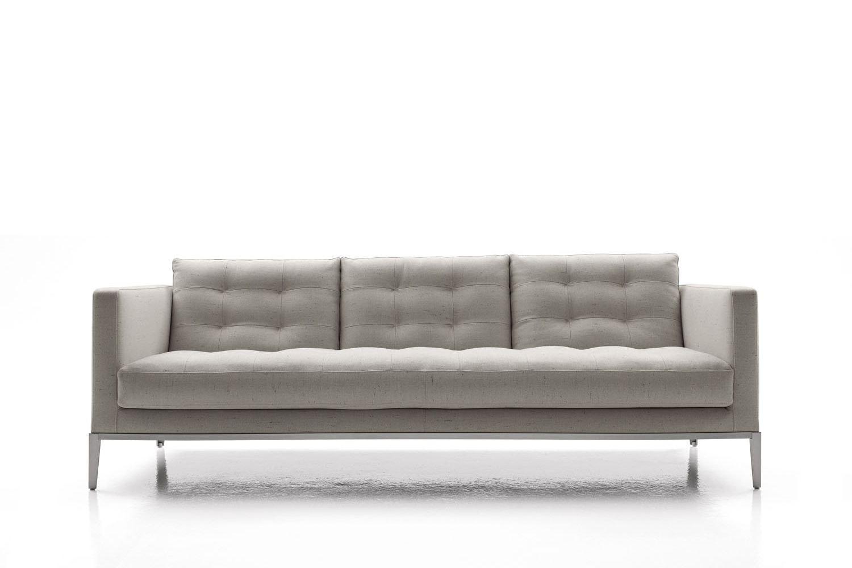 AC Lounge Sofa by Antonio Citterio for B&B Italia Project
