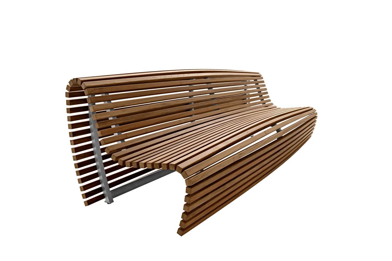 Titikaka Bench by Naoto Fukasawa for B&B Italia