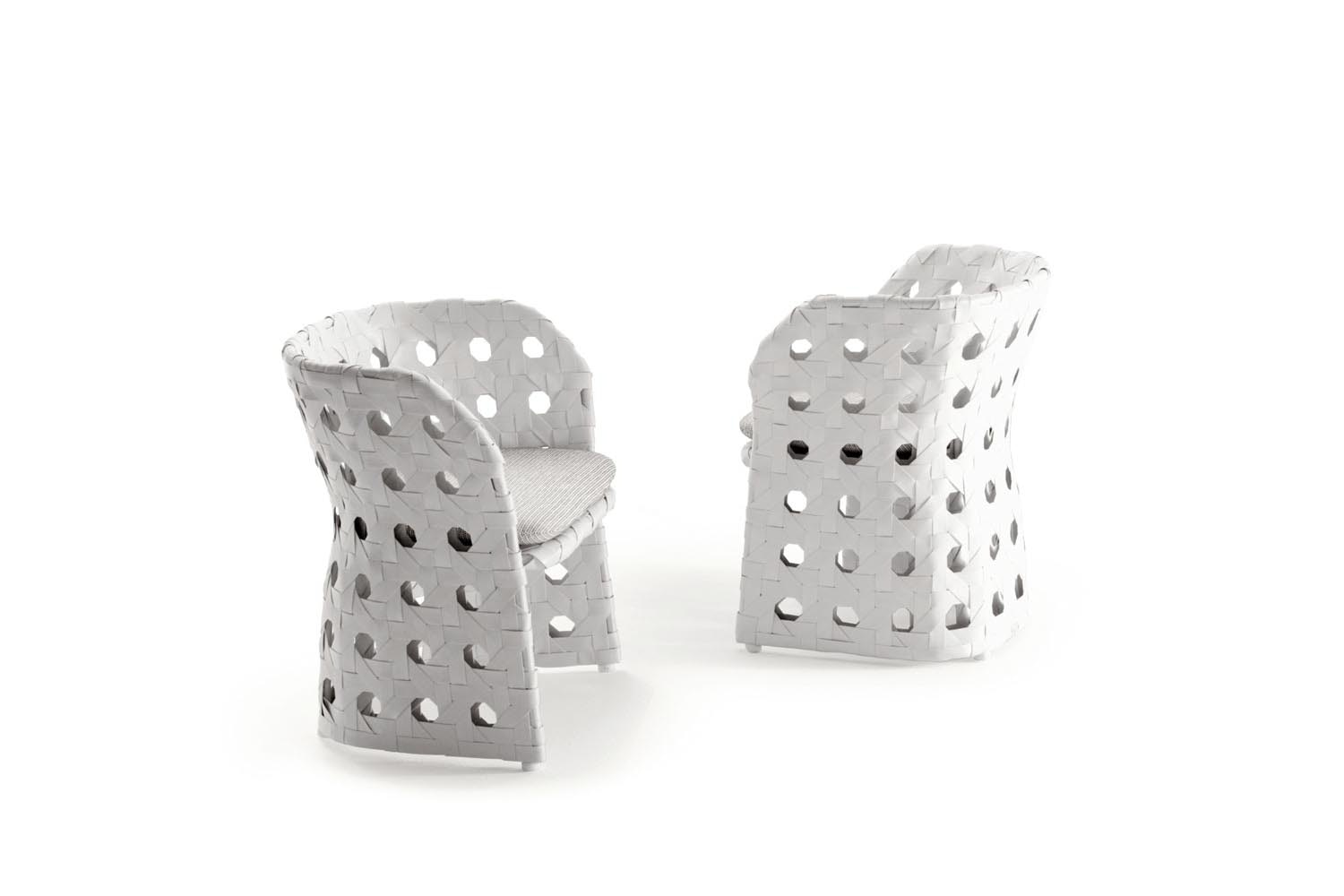 Canasta Chair by Patricia Urquiola for B&B Italia