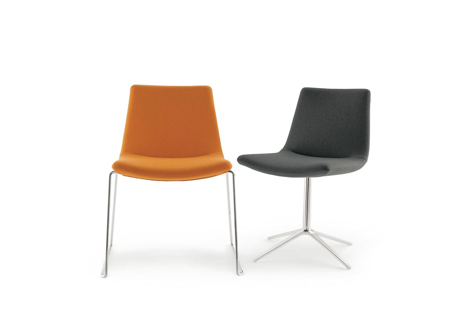 Cosmos Chair by Jeffrey Bernett for B&B Italia Project
