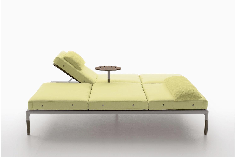 Springtime Chaise Longue by Jean-Marie Massaud for B&B Italia