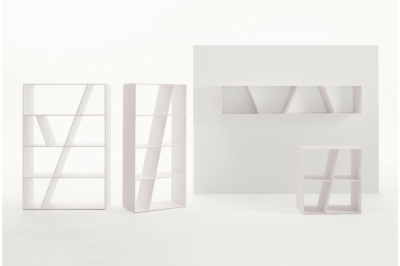 Shelf Bookcase by Naoto Fukasawa for B&B Italia