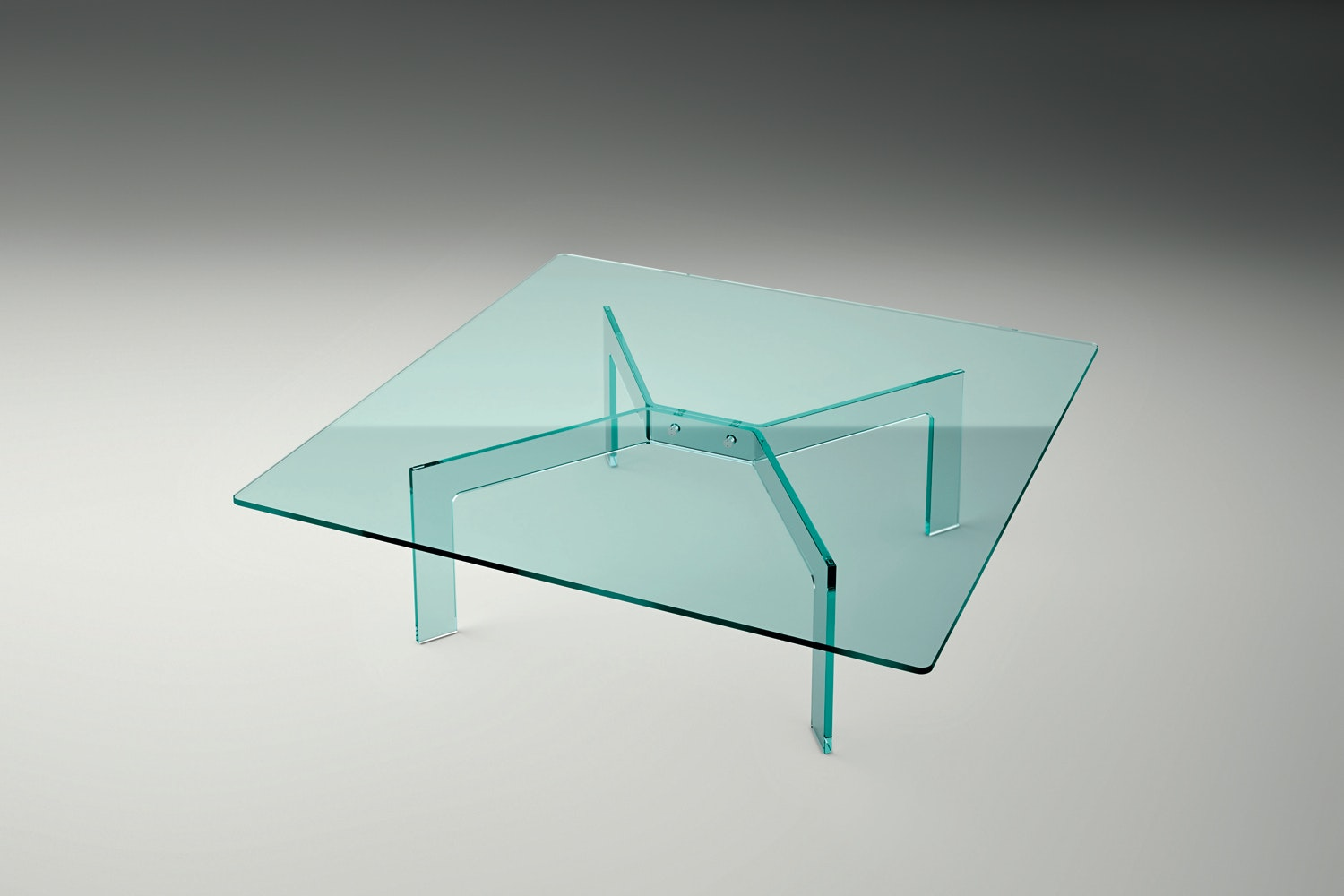 Cross Coffee Table by Christophe Pillet for Fiam Italia