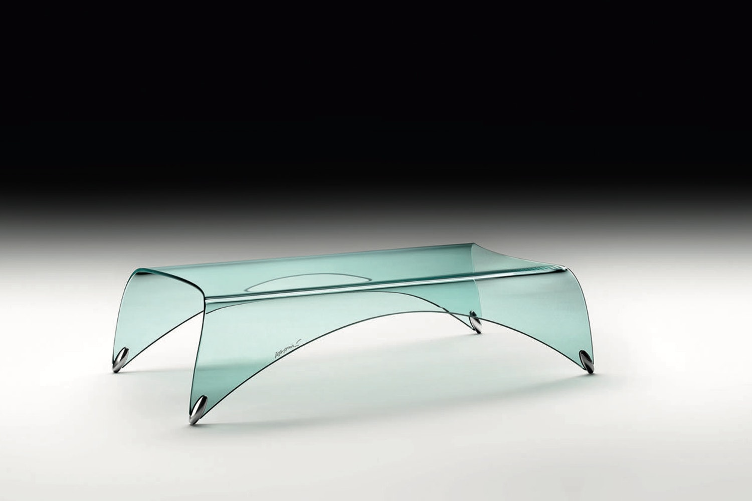 Genio Coffee Table by Massimo Iosa Ghini for Fiam Italia