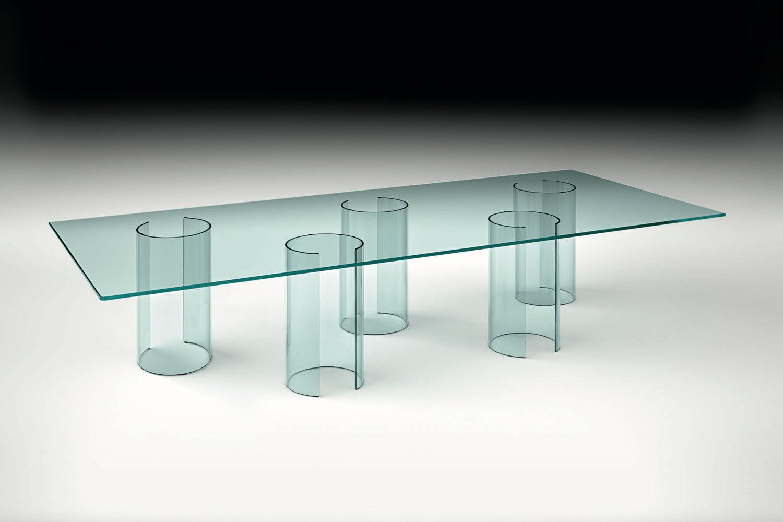 Luxor Table by Rodolfo Dordoni for Fiam Italia