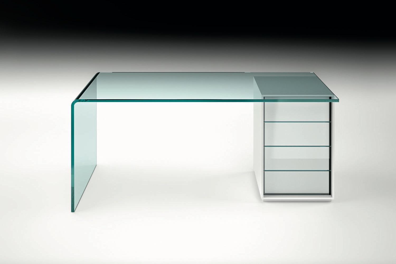 Rialto L Desk by CRS Fiam for Fiam Italia