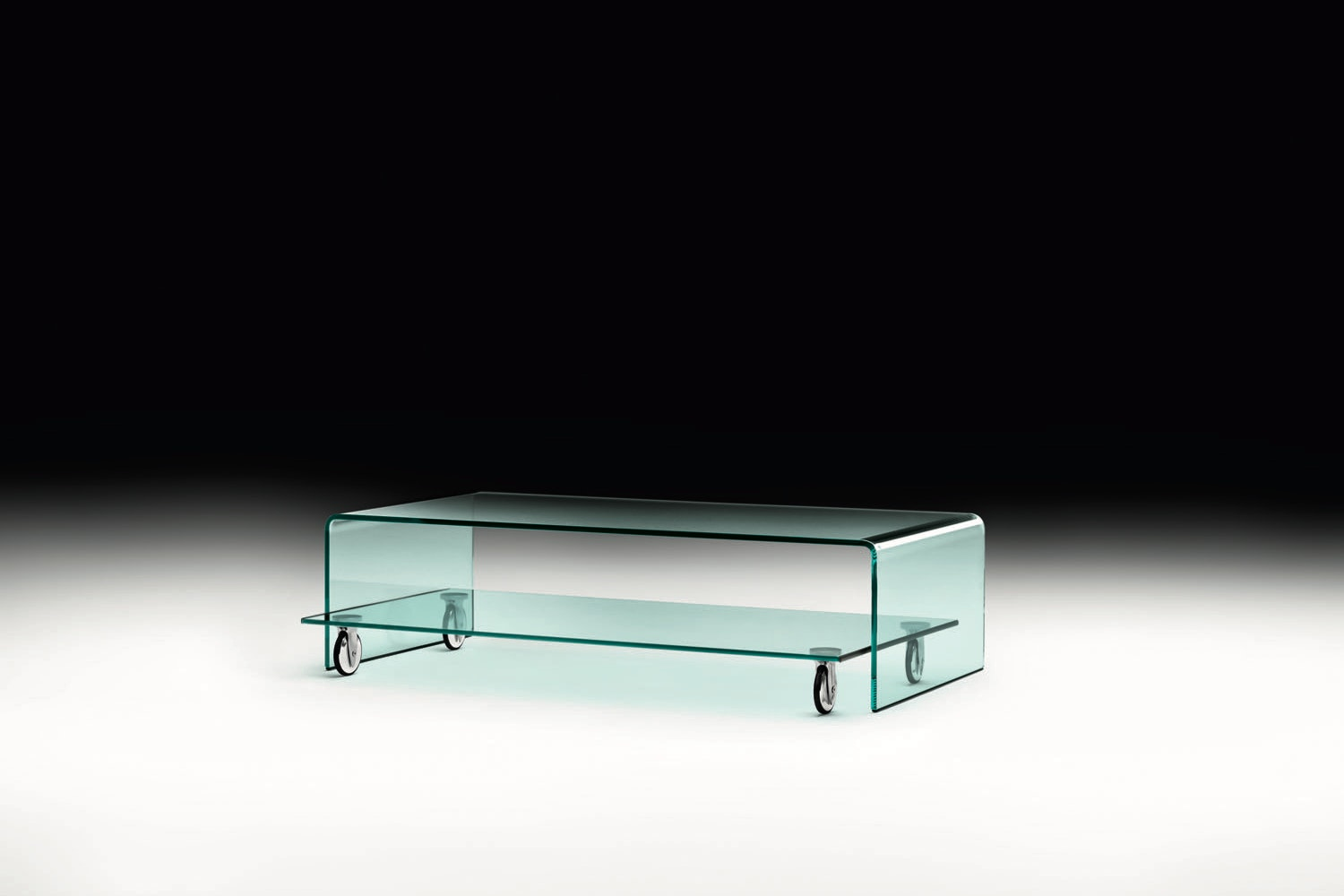 Rialto Moving Coffee Table by CRS Fiam for Fiam Italia