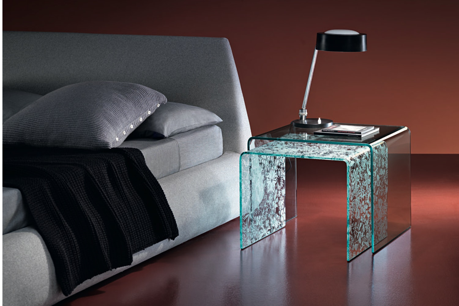 Rialto Tris Side Table by CRS Fiam for Fiam Italia