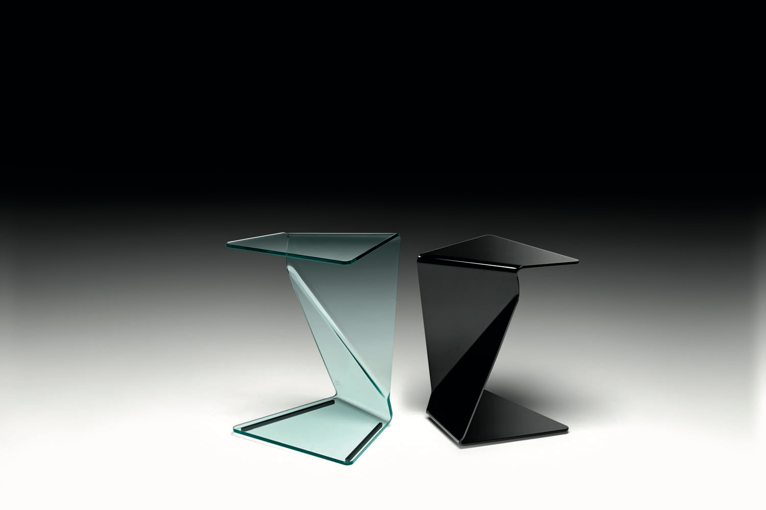 Sigmy Side Table by Aquili Alberg for Fiam Italia