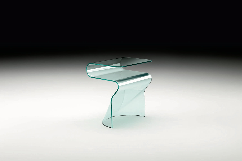 Toki Bedside Table by Setsu & Shinobu Ito for Fiam Italia