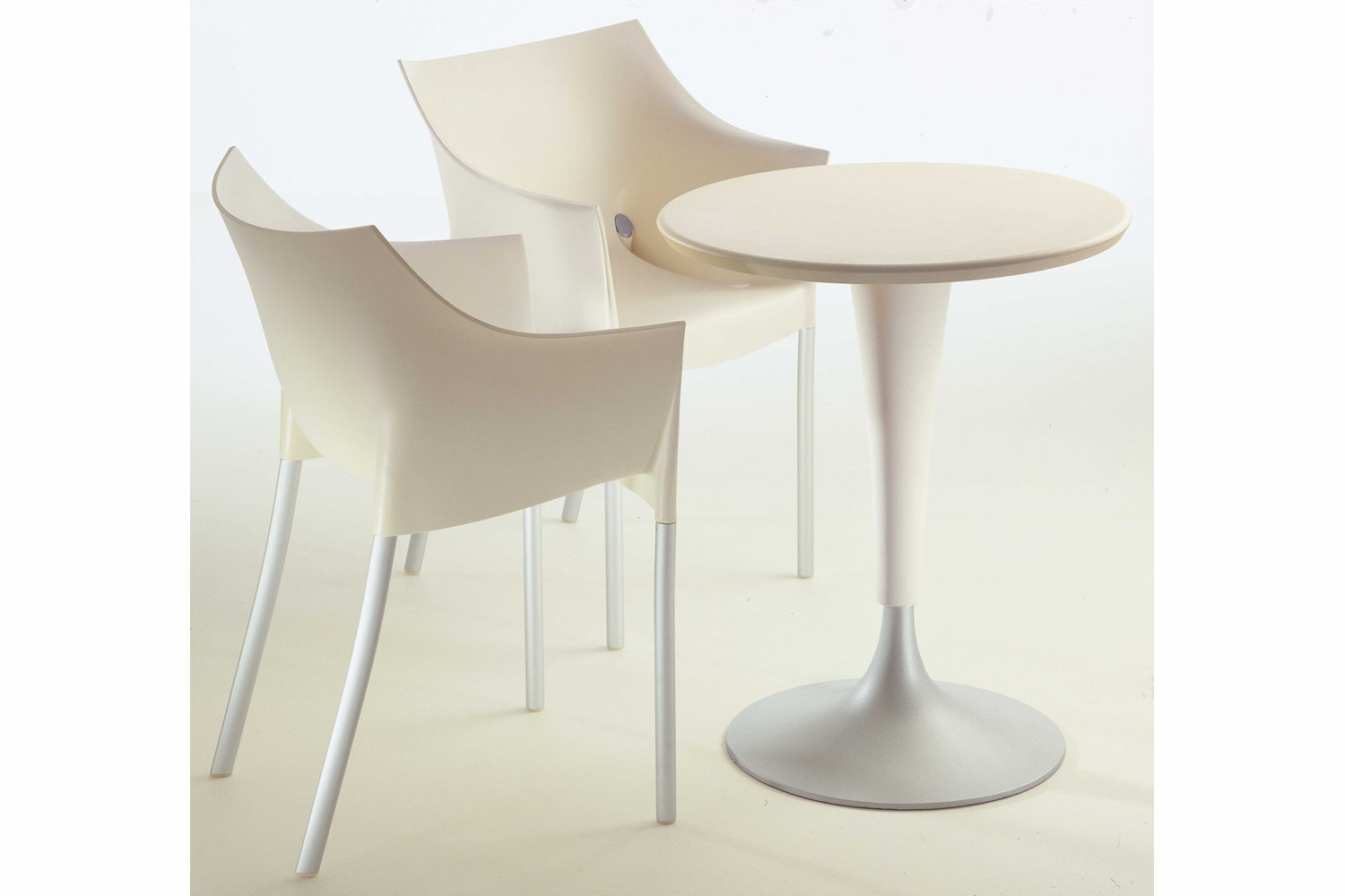 Dr. NO Chair with Arms by Philippe Starck for Kartell