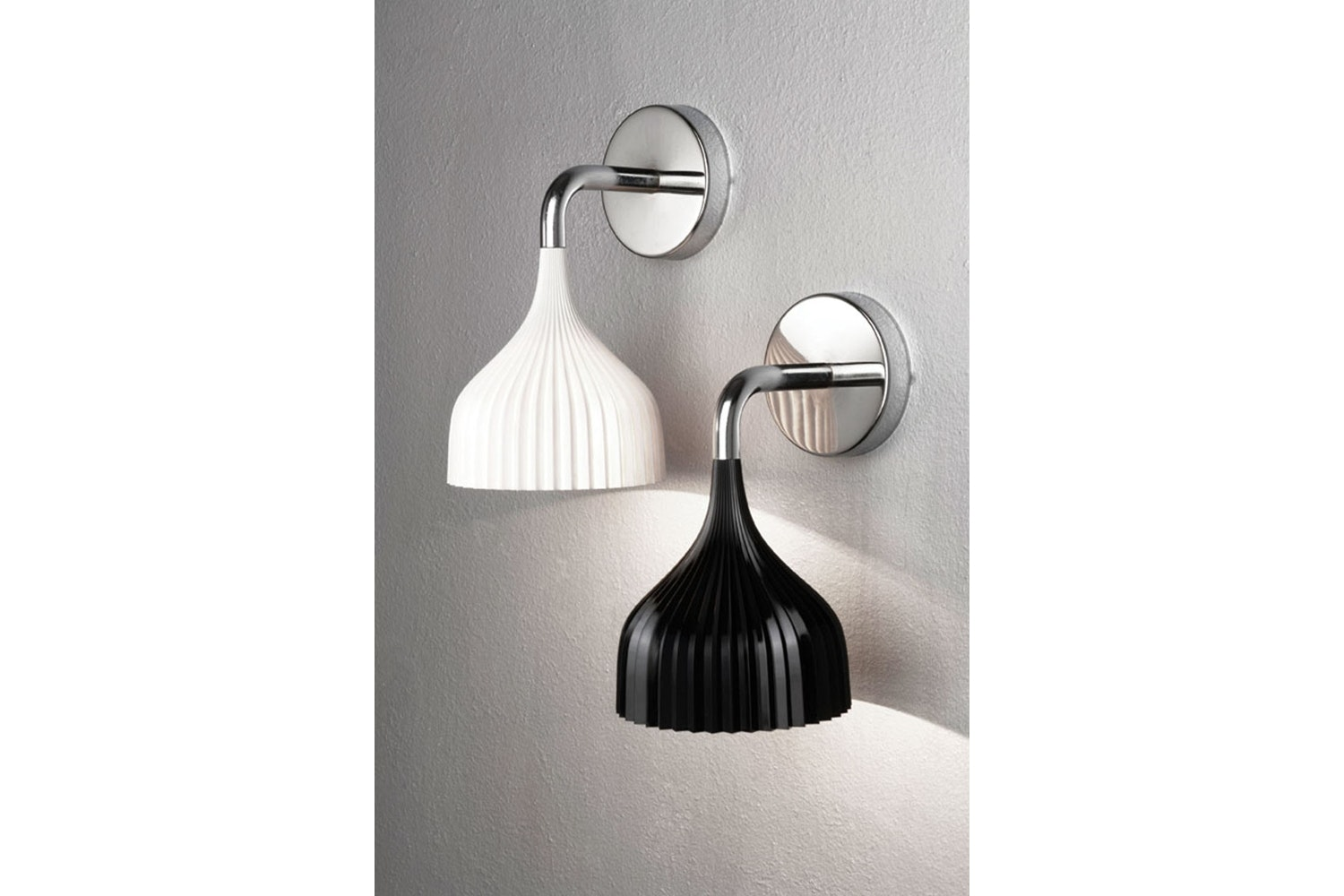 E Wall Lamp Wall Lamp by Ferruccio Laviani for Kartell