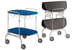 Gastone Trolley by Antonio Citterio with Oliver Low for Kartell
