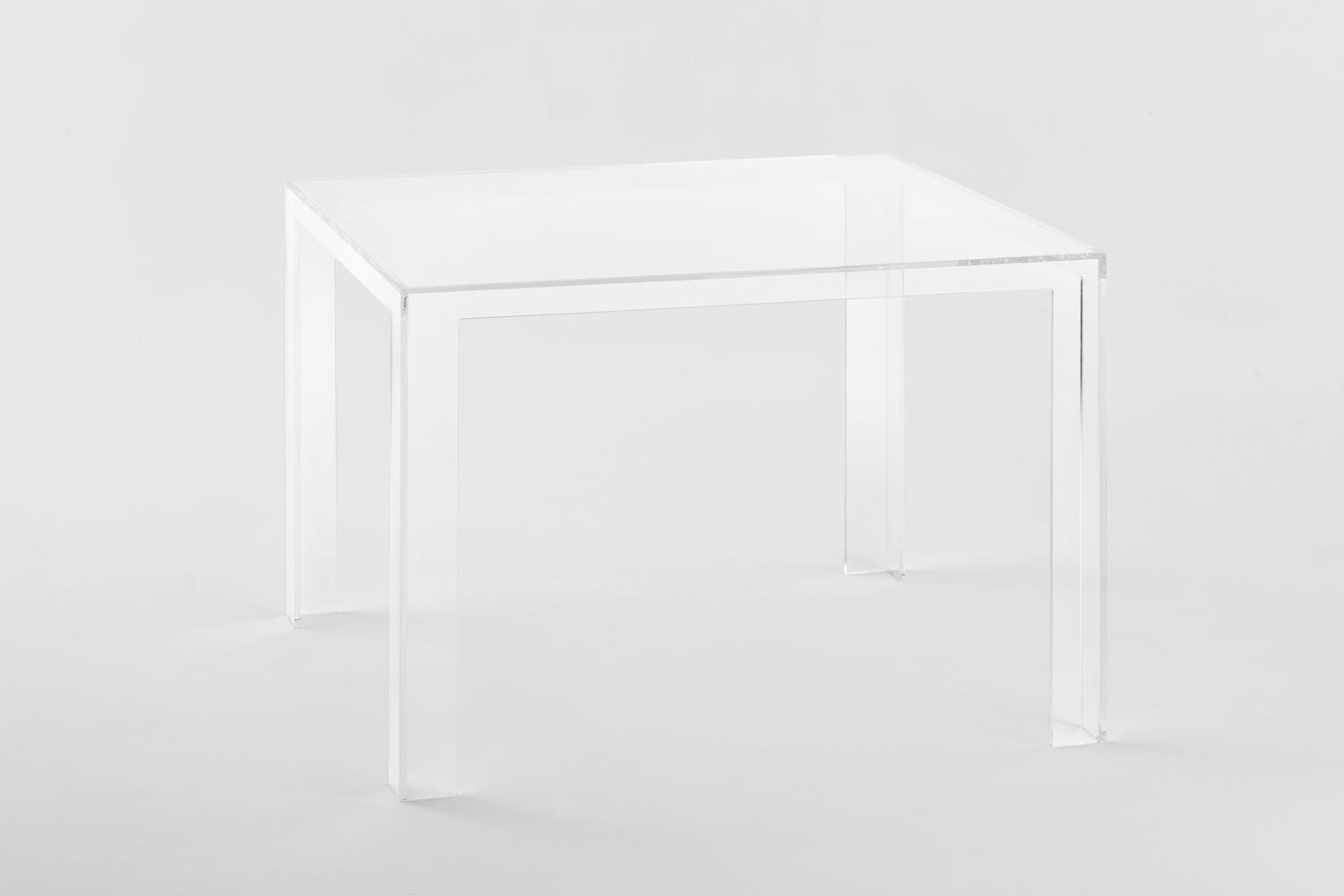 Invisible Table By Tokujin Yoshioka For Kartell Space