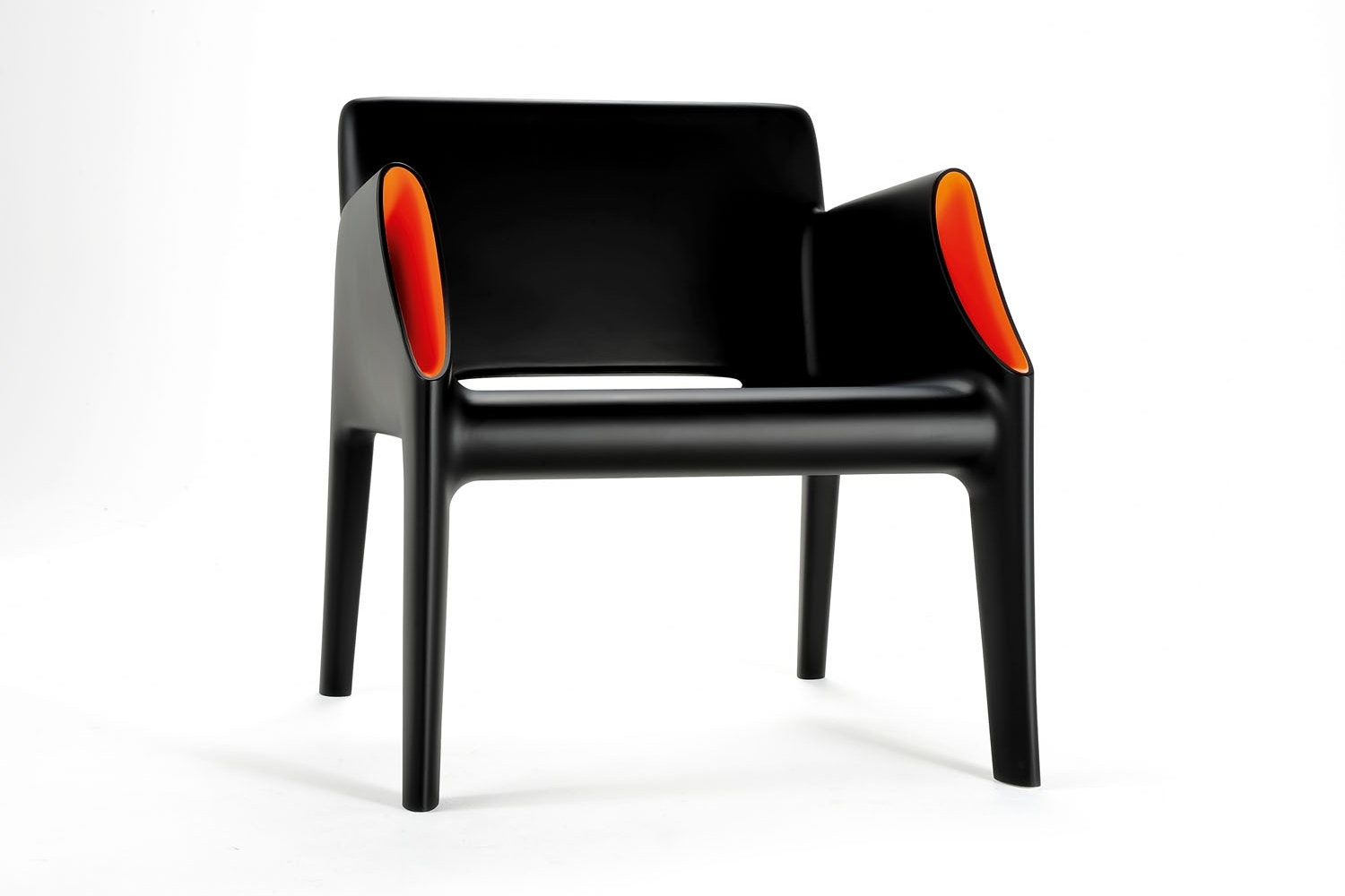 Magic Hole Sofa & Armchair by Philippe Starck with Eugeni Quitllet for Kartell