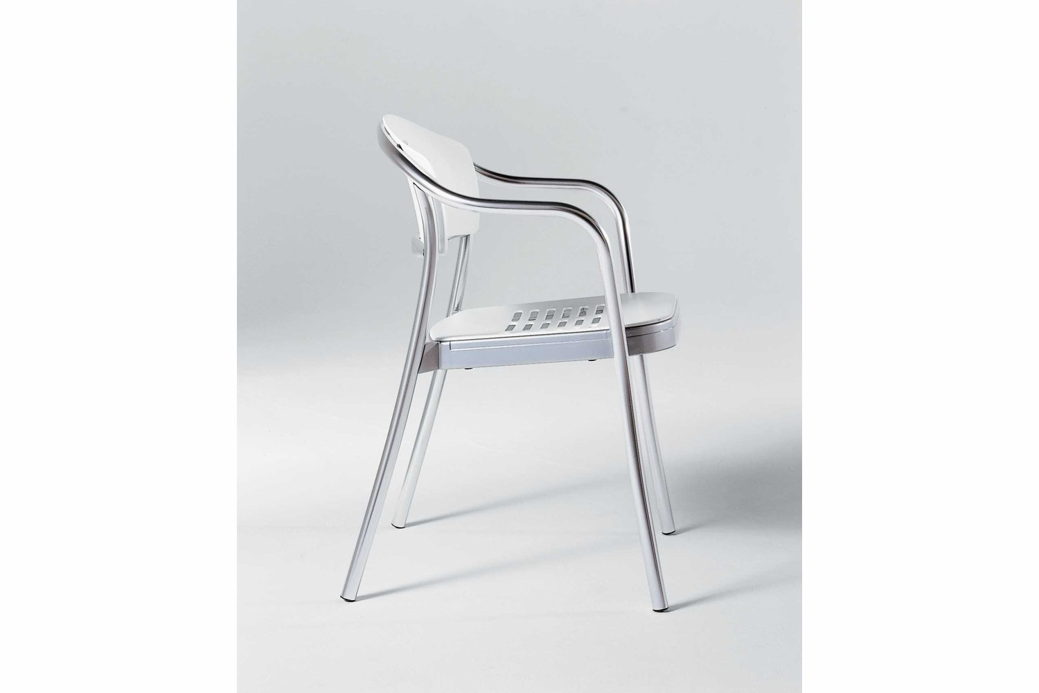 Mauna-Kea Chair with Arms by Vico Magistretti for Kartell