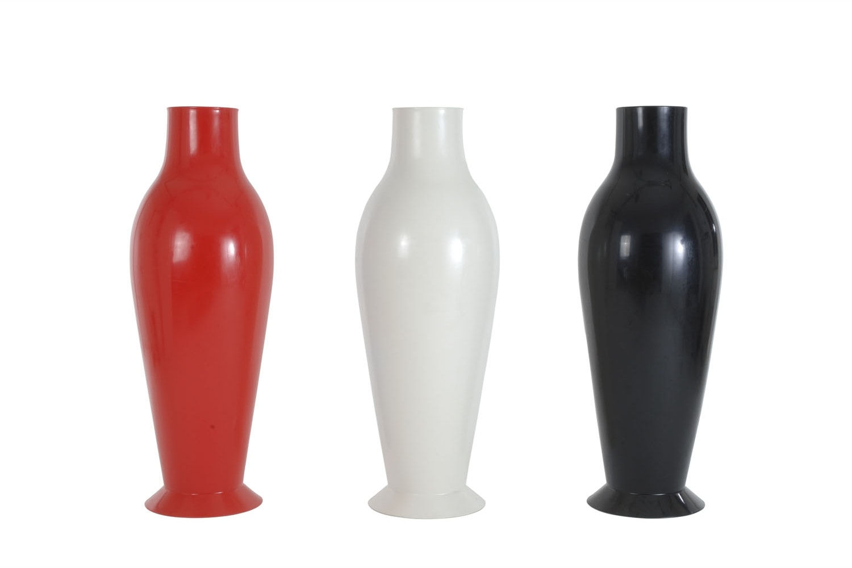 Misses Flower Power Vase by Philippe Starck with Eugeni Quitllet for Kartell