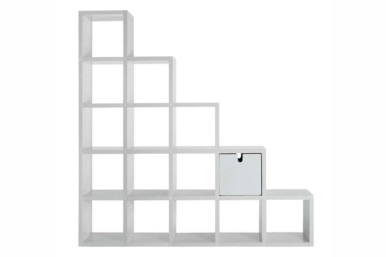 Modular Bookshelf by Giulio Polvara for Kartell