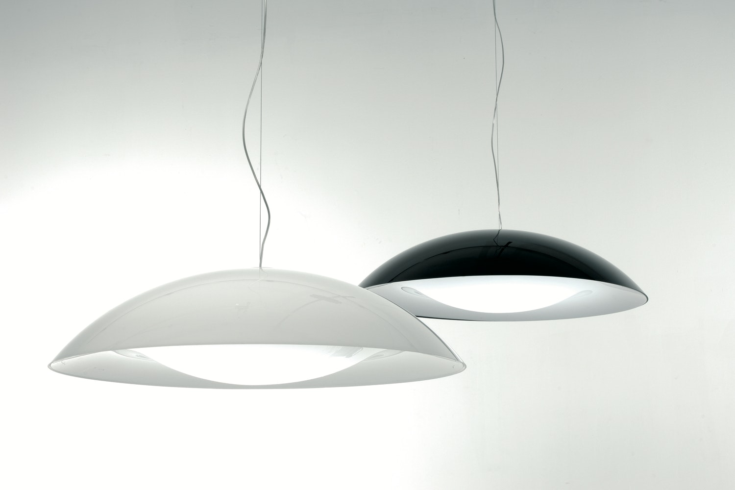 Neutra Suspension Lamp by Ferruccio Laviani for Kartell