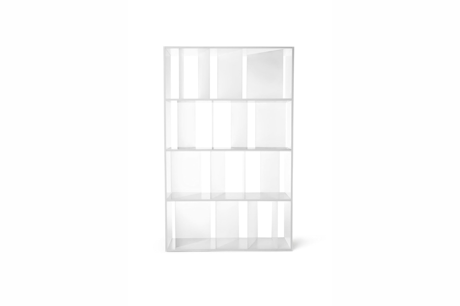 Sundial Bookshelf by Nendo for Kartell