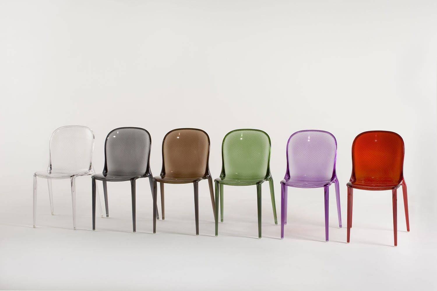 thalya chair by patrick jouin for kartell  space furniture - thalya chair by patrick jouin for kartell