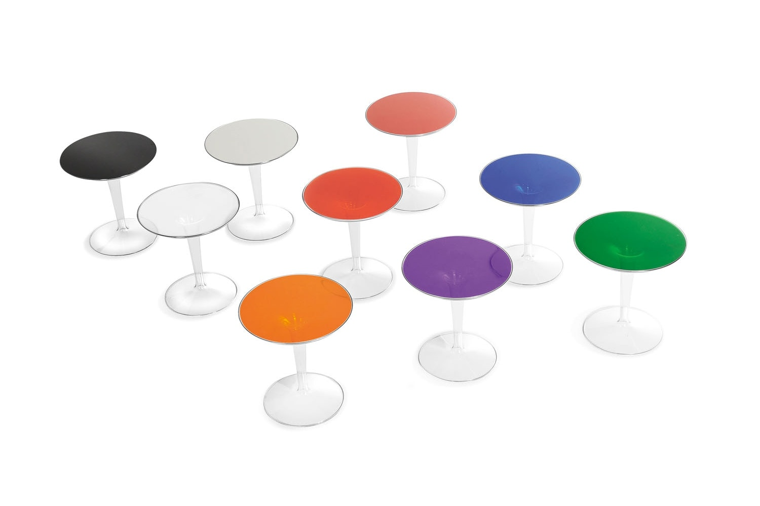 TipTop Table by Philippe Starck with Eugeni Quitllet for Kartell