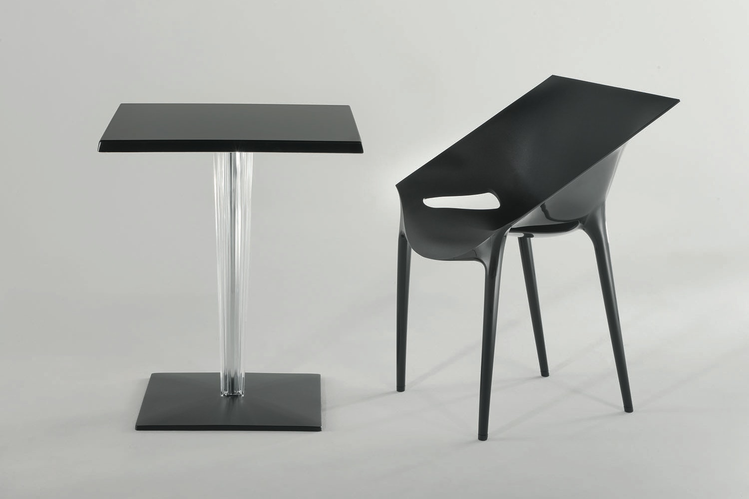 TopTop for Dr. YES Table with Square Leg by Philippe Starck with Eugeni Quitllet for Kartell