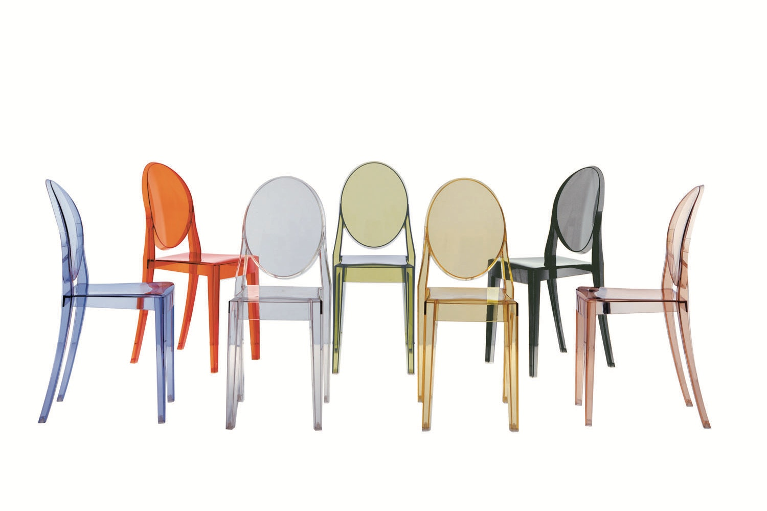 Victoria Ghost Chair by Philippe Starck for Kartell  : KartellVictoriaGhost01 from www.spacefurniture.com.sg size 1500 x 1000 jpeg 62kB