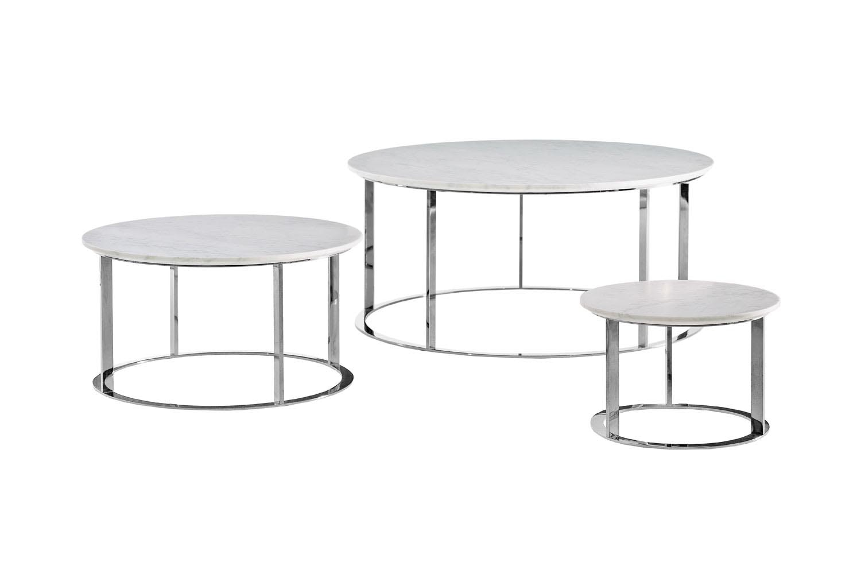 Mera Small Table by Antonio Citterio for B&B Italia