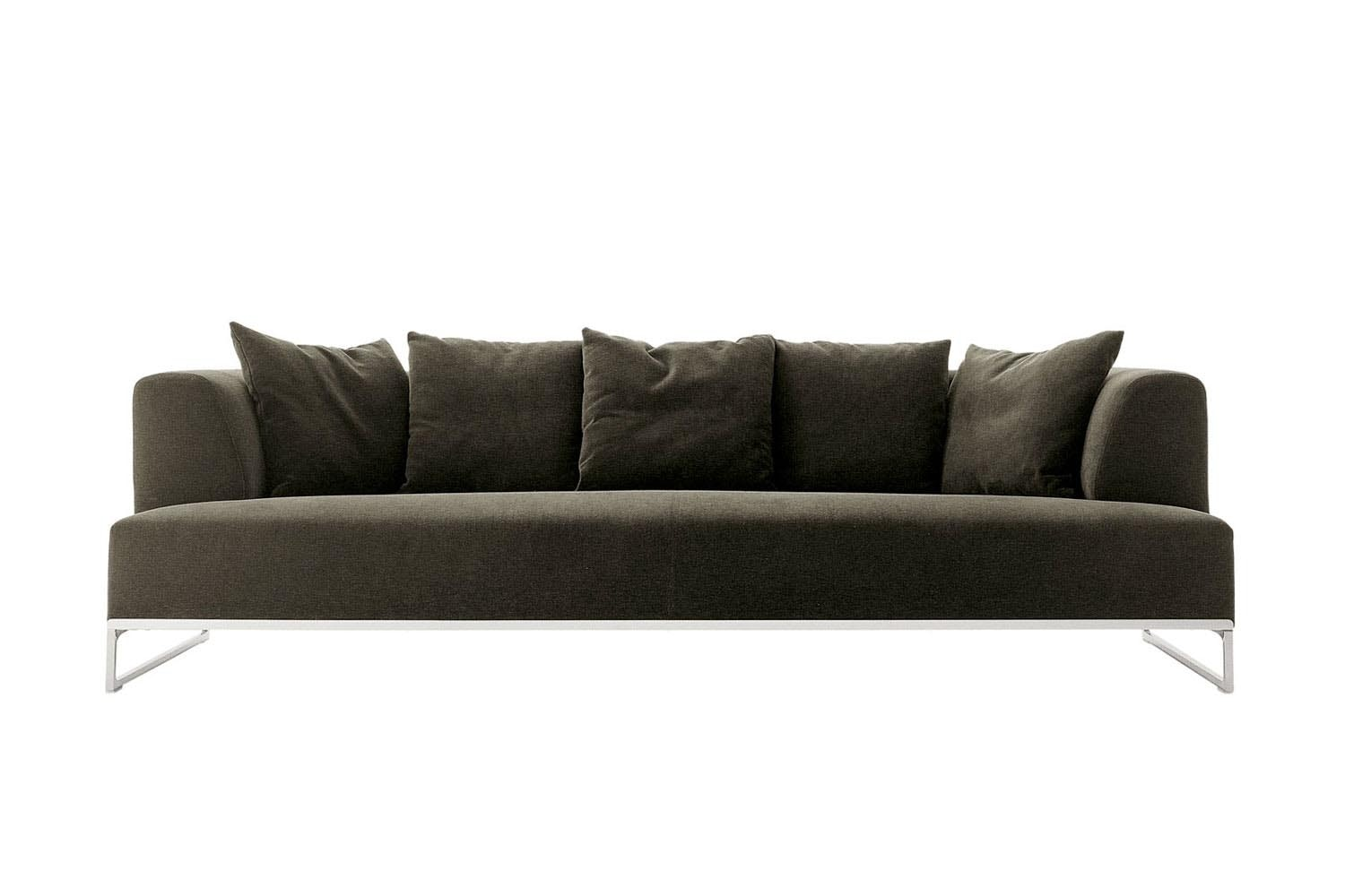Solo Sofa by Antonio Citterio for B&B Italia
