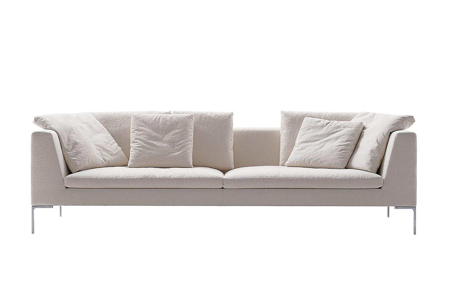Charles Large Sofa by Antonio Citterio for B&B Italia