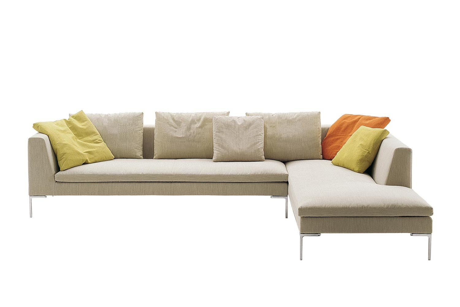 Charles Sofa by Antonio Citterio for B&B Italia