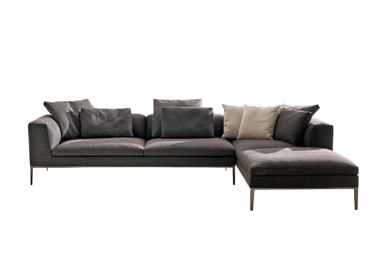 michel sofa by antonio citterio for b b italia space furniture. Black Bedroom Furniture Sets. Home Design Ideas