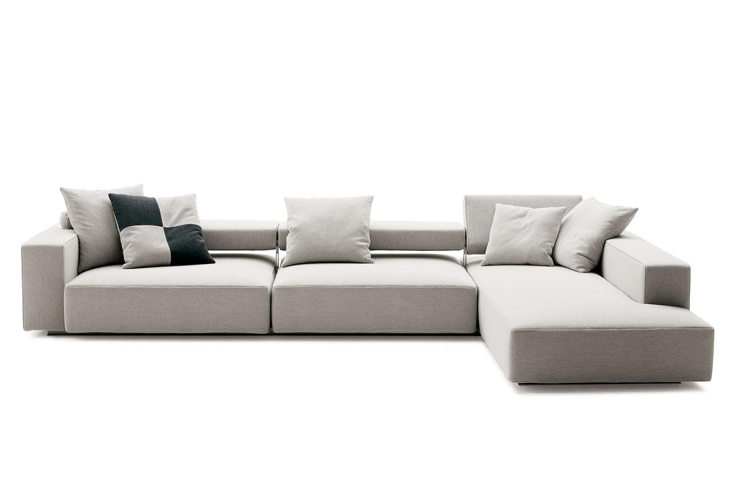 Bb Italia Sofa B Italia Bend Sofa By Patricia Urquiola At 1stdibs Thesofa