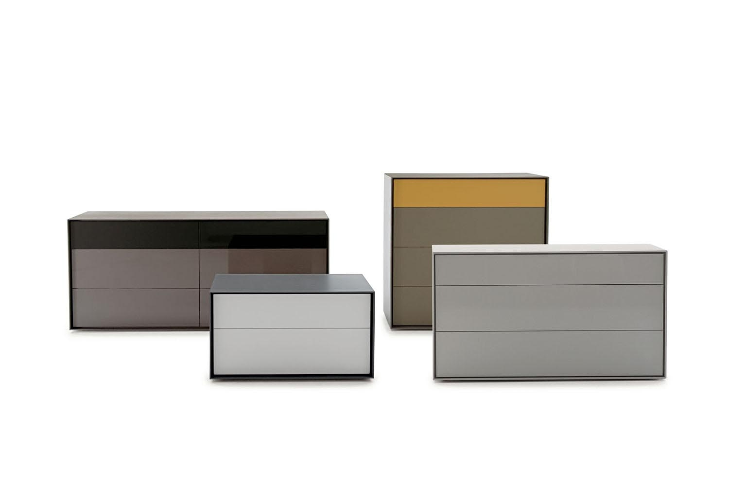 Dado Chest of Drawers by Studio Kairos for B&B Italia