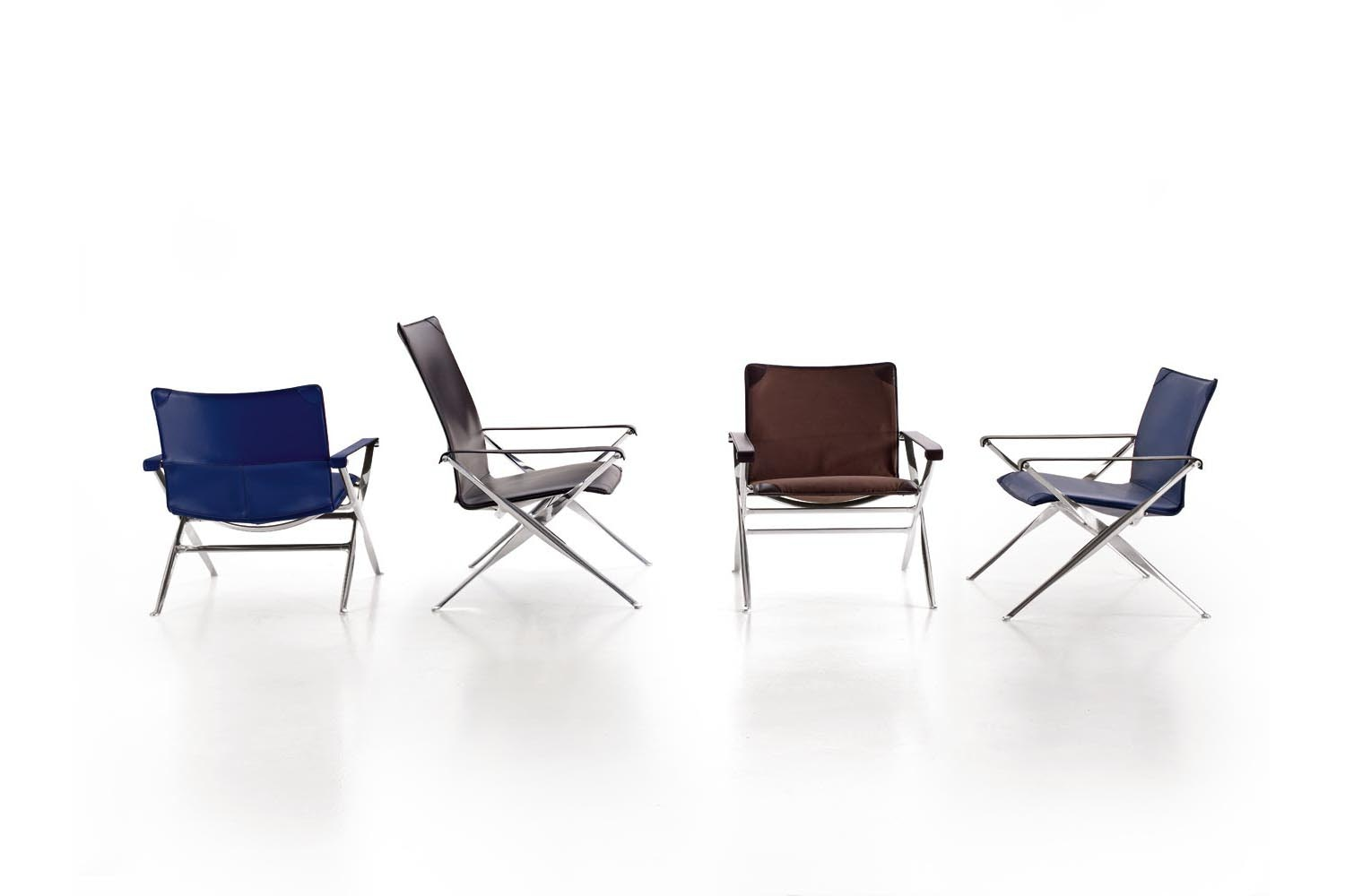 Beverly Armchair by Antonio Citterio for B&B Italia