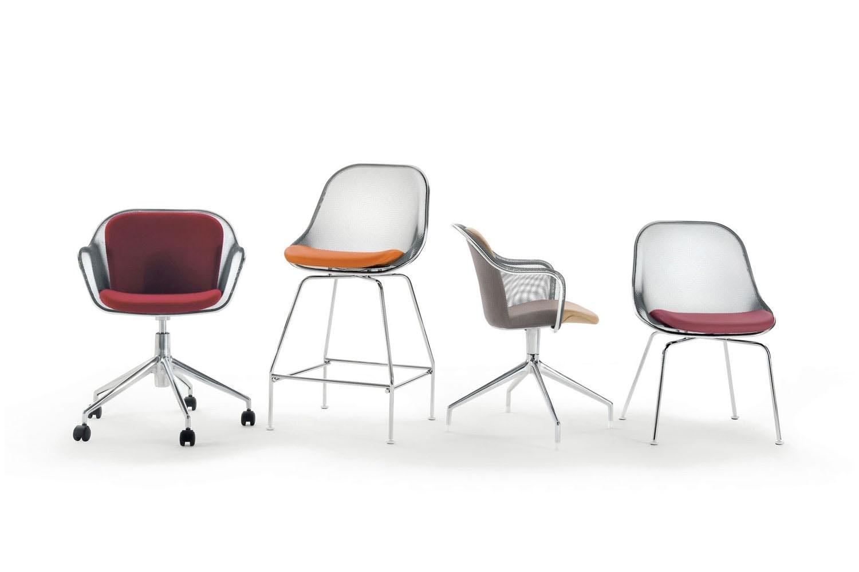 Iuta Chair by Antonio Citterio for B&B Italia Project