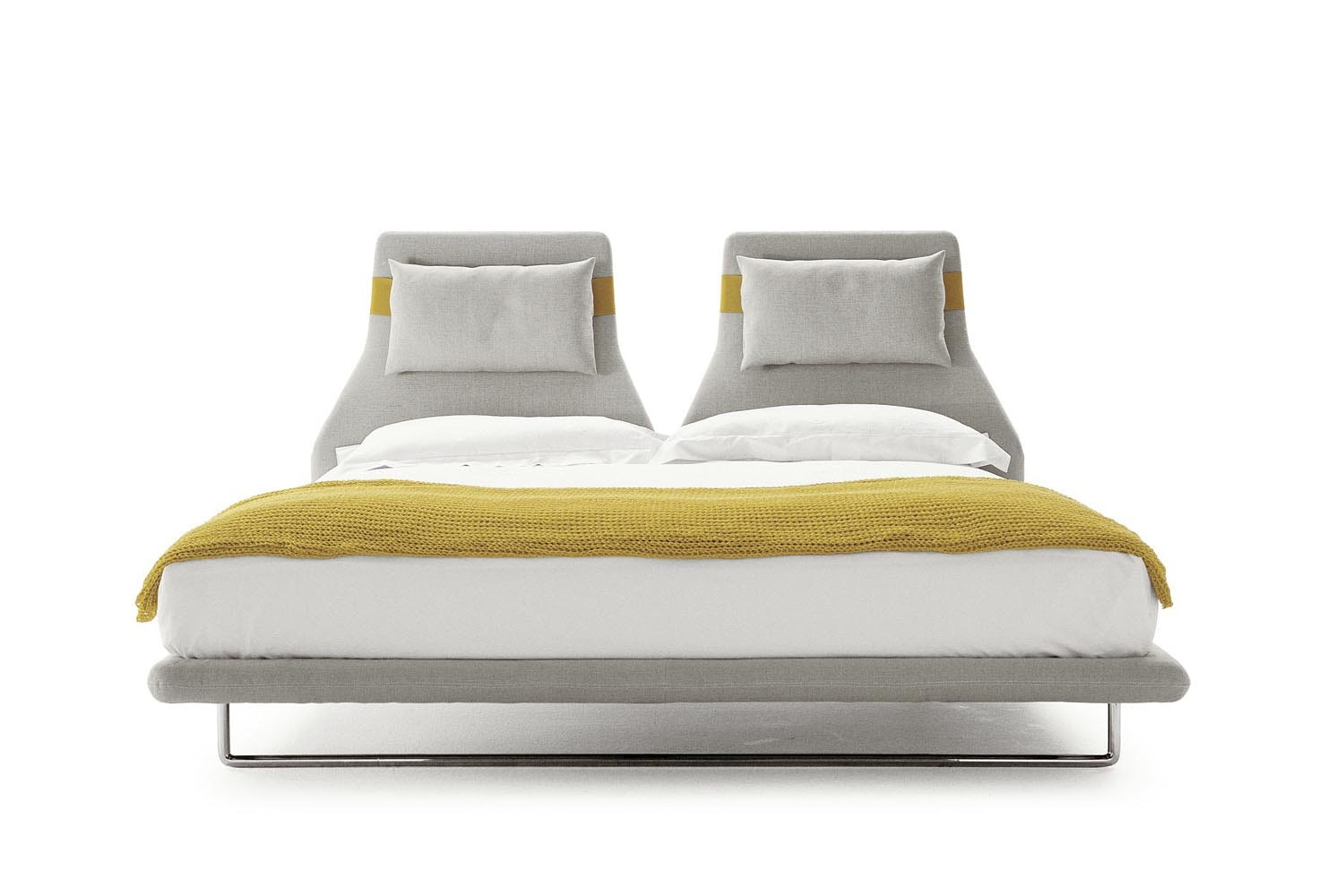 Lazy-Night Bed by Patricia Urquiola for B&B Italia