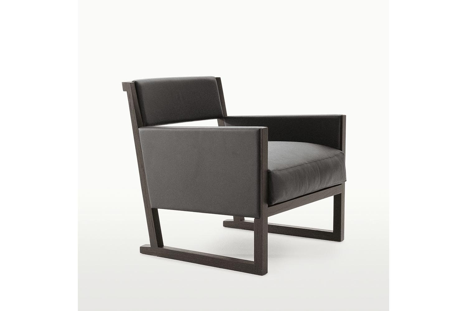 Musa Armchair by Antonio Citterio for Maxalto