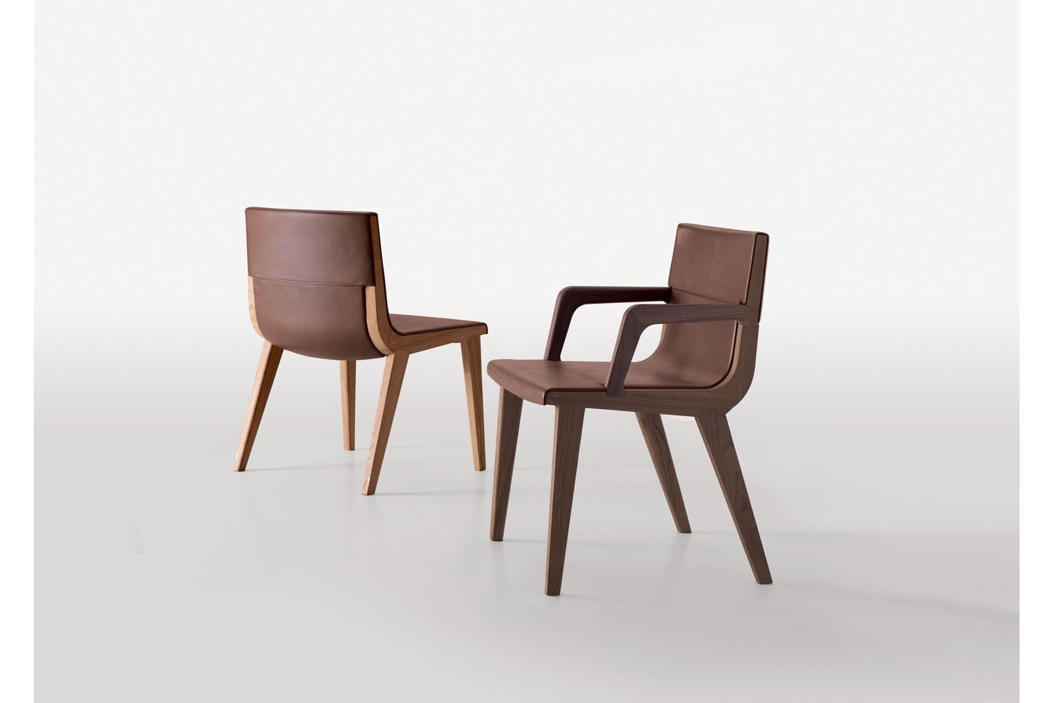 Acanto Chair by Antonio Citterio for Maxalto
