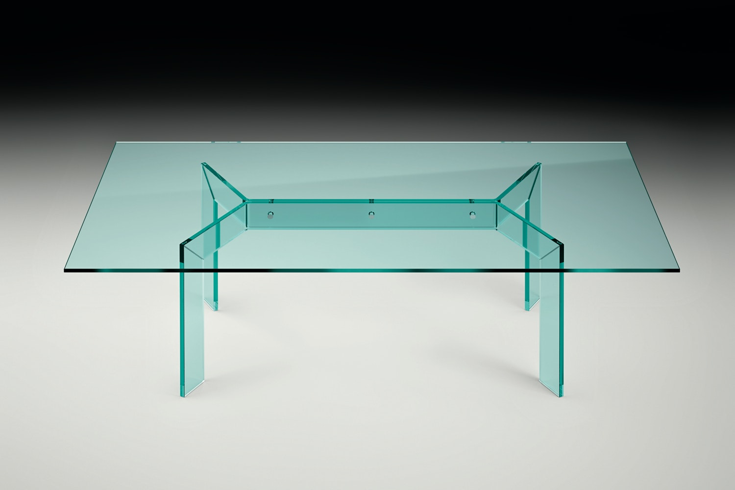 Cross Table by Christophe Pillet for Fiam Italia