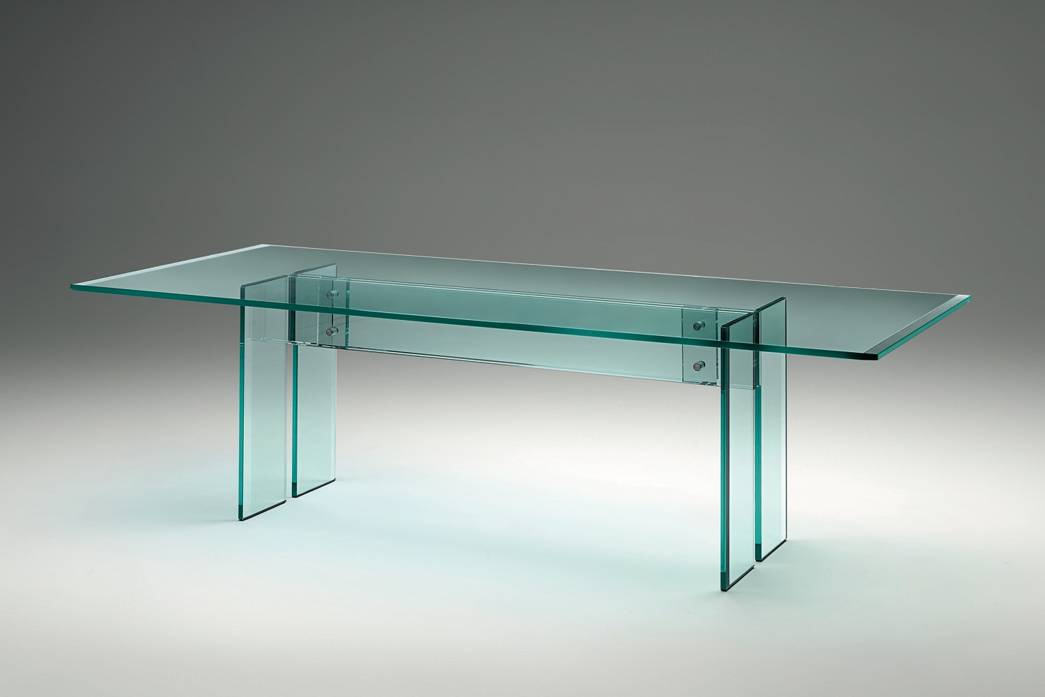 Llt Table by Dante O.Benini & Luca Gonzo for Fiam Italia