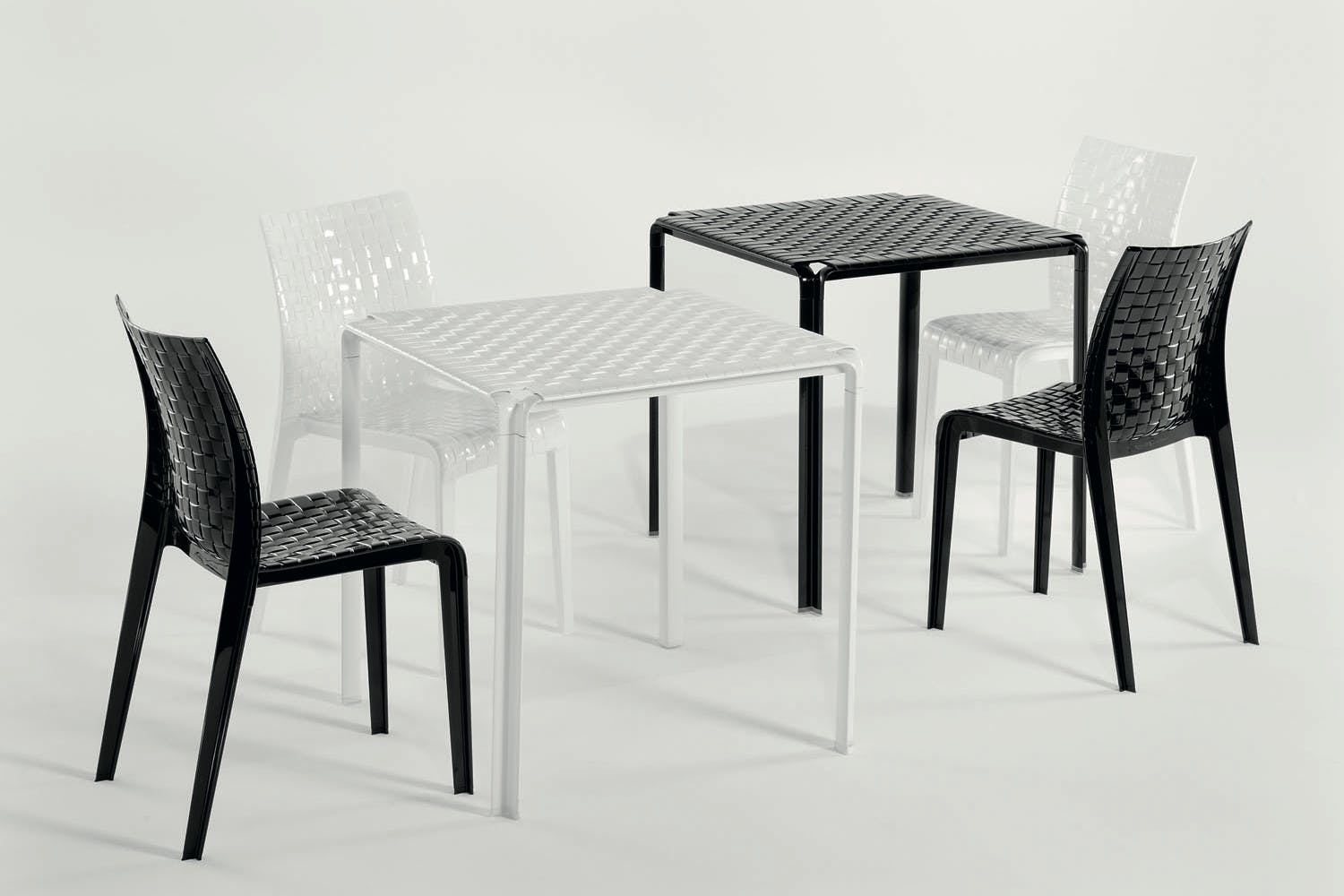 ami ami table by tokujin yoshioka for kartell  space furniture - share