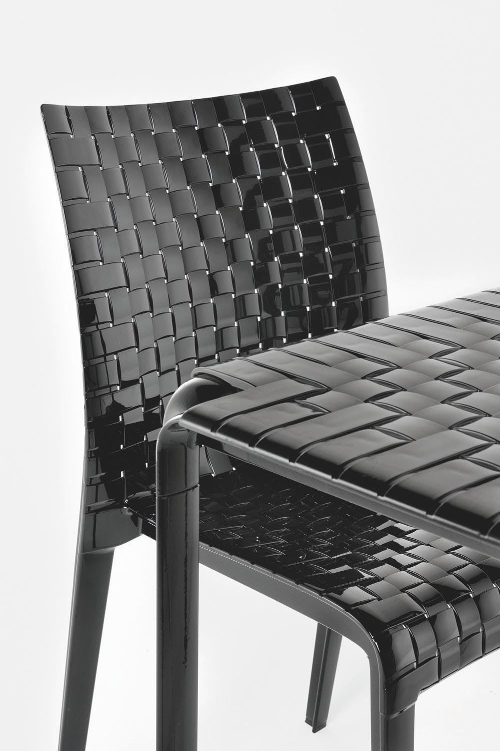 ami ami chair by tokujin yoshioka for kartell  space furniture - share