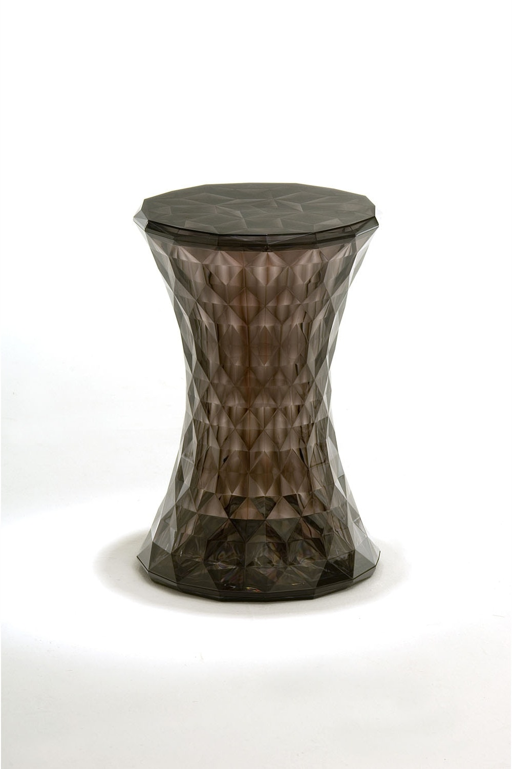 Stone Stool in Transparent Smoke