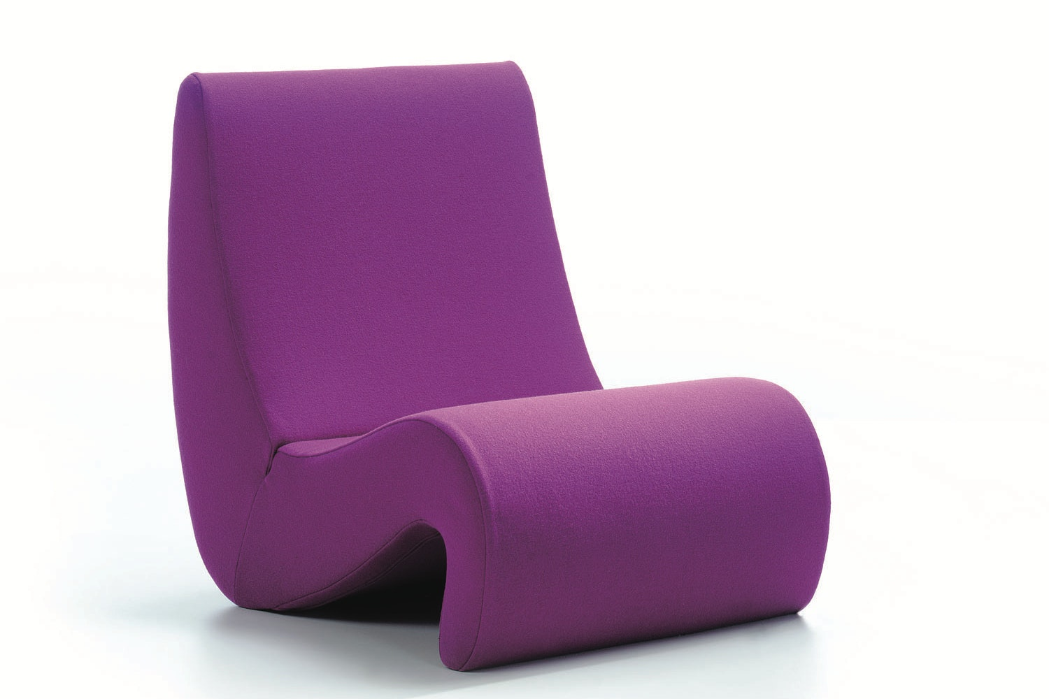 Amoebe & Amoebe Highback Armchair by Verner Panton for Vitra