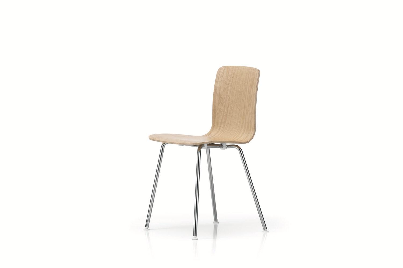 HAL Ply Tube Chair by Jasper Morrison for Vitra