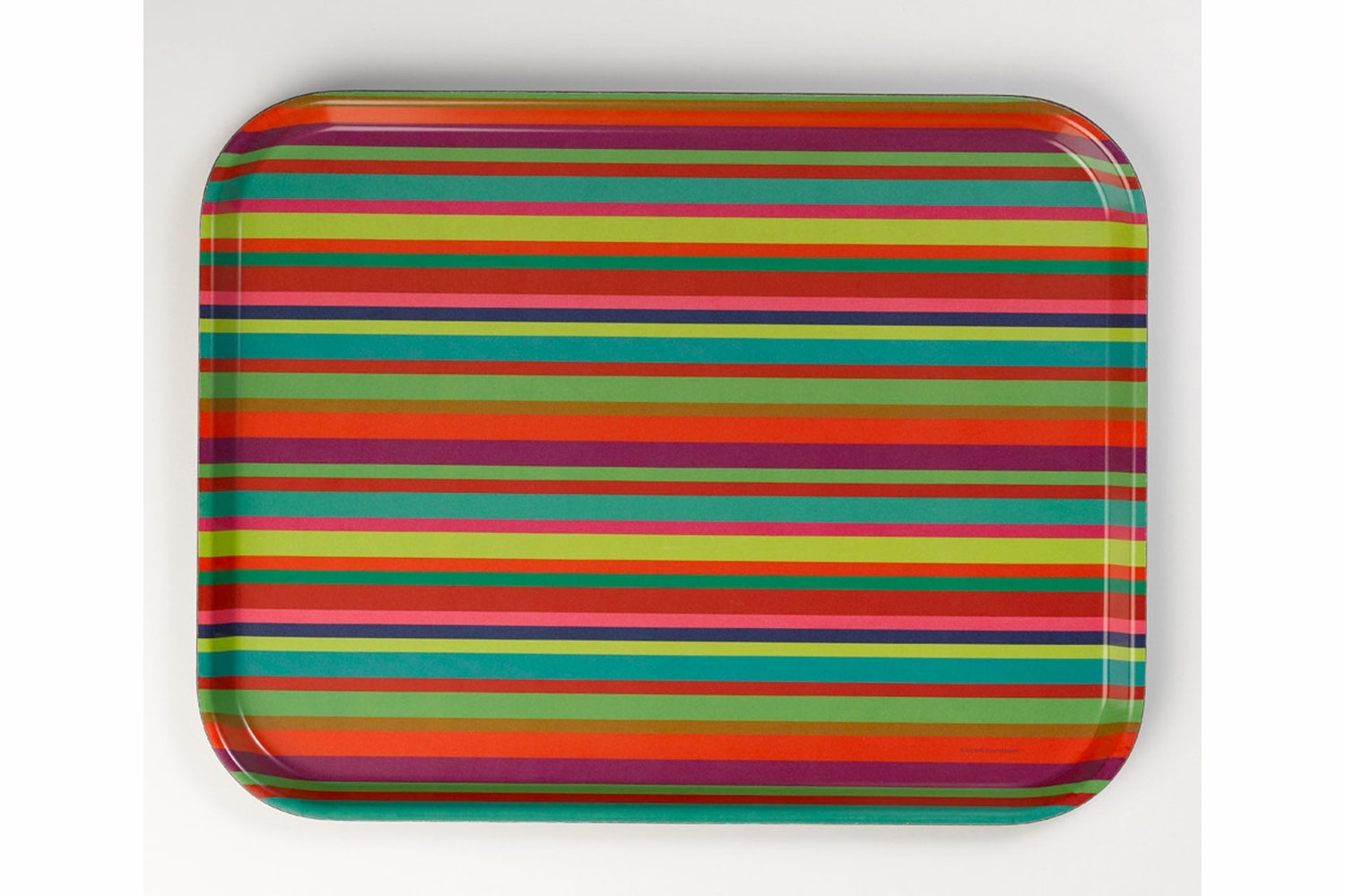 Classic Trays by Charles & Ray Eames, Alexander Girard and George Nelson for Vitra