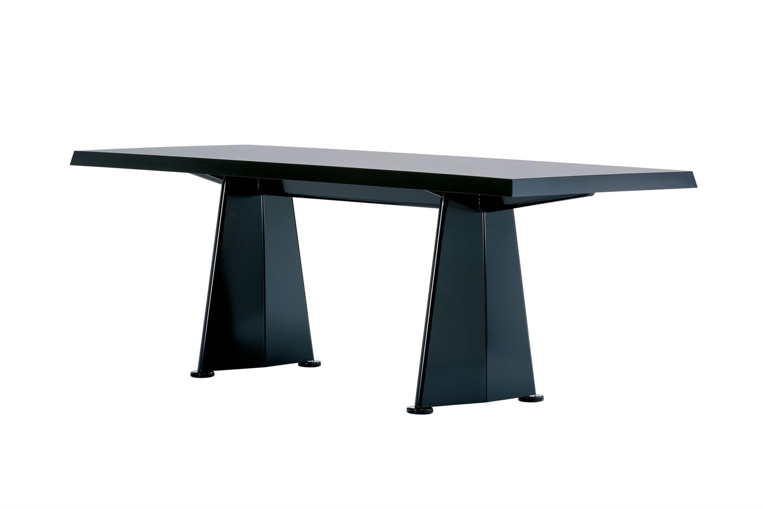 Trapeze Table by Jean Prouve for Vitra
