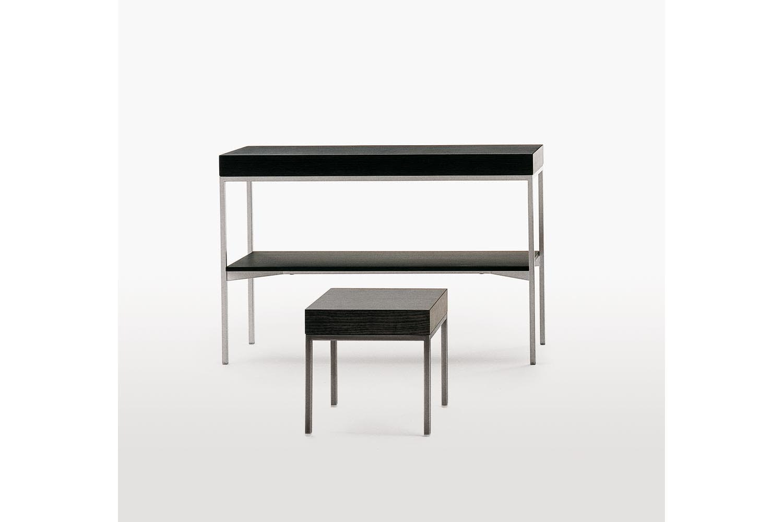 Ebe Side & Coffee Table by Antonio Citterio for Maxalto